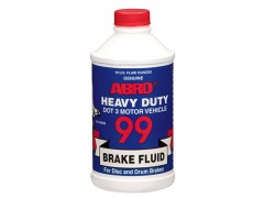 ABRO Dot 3 Brake Fluid 354ML